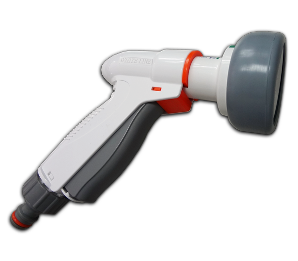 Quantum Garden - White Line - 5-patern spray gun QUICK MULTI SPRAY